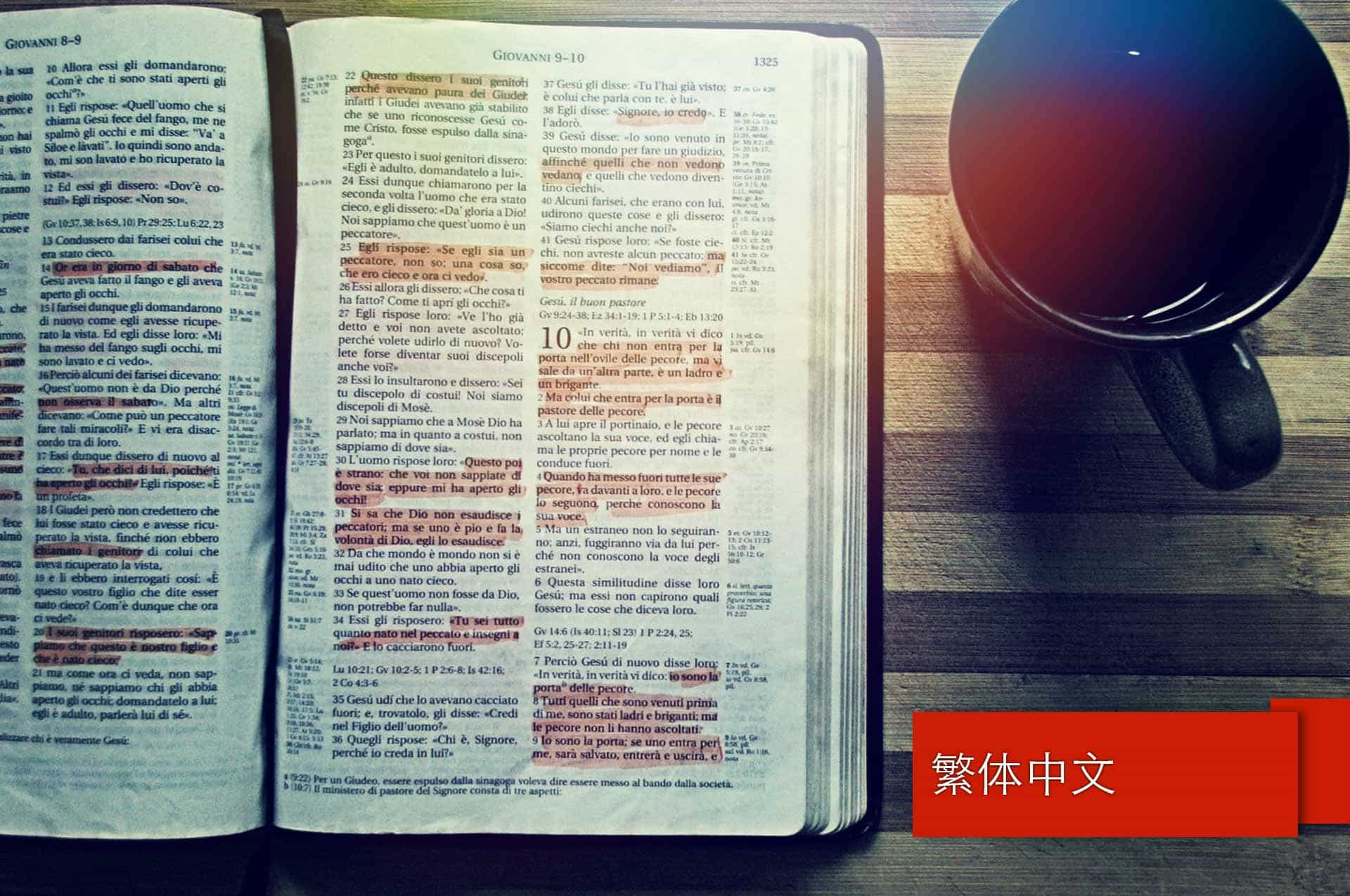 读懂圣经 – 道成肉身的密匙 (Understanding the Bible – The Incarnation Code) – Traditional Chinese