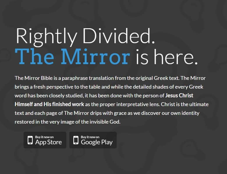 The Mirror App is finally here!