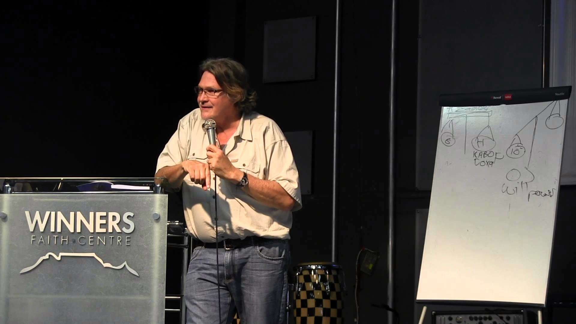 20140118 Wordschool Session 18 – Live your life from the Throne room, Francois du toit
