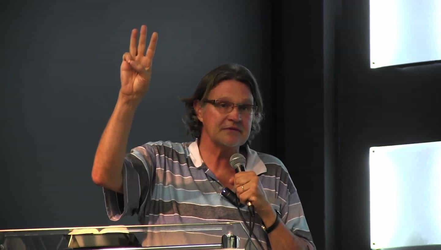 20140113 Wordschool Session 10 – A grace-empowered mindset, Francois du Toit