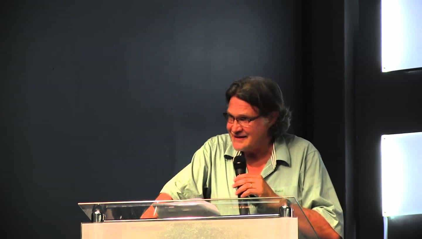 20140113 Wordschool Session 8 – God's view of you, Francois du Toit