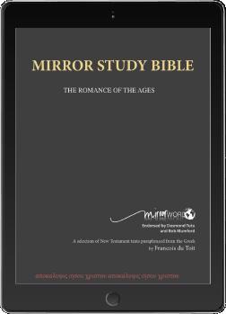 Mirror Word Kindle