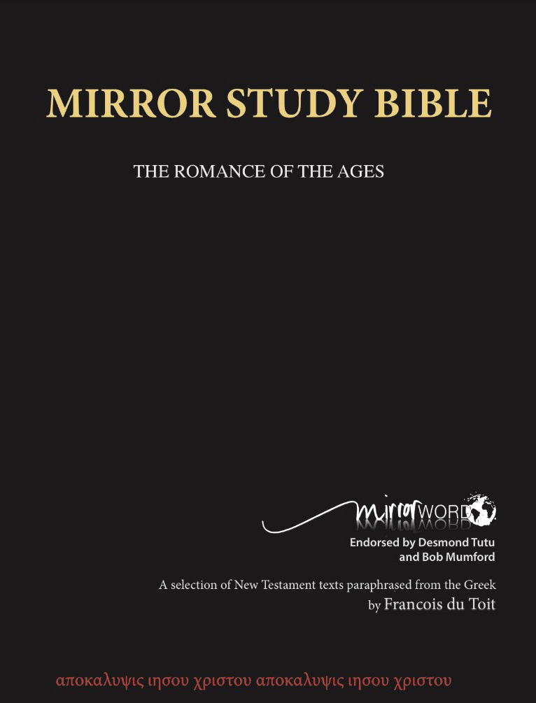 Mirror Study Bible Front