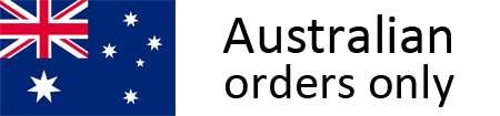 Buy Now: Australian Orders