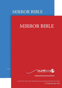 Book Cover: Mirror Bible (all editions)