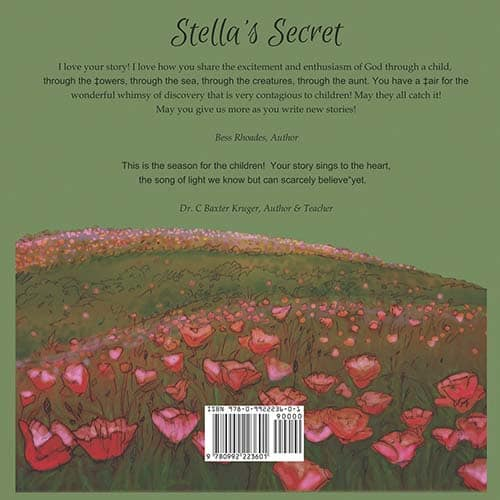 Stella's Secret Back Cover