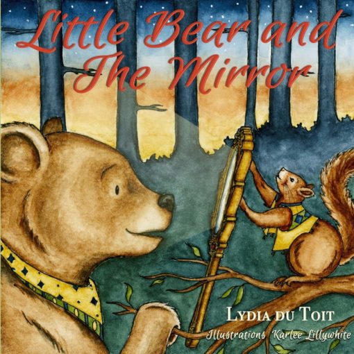 Cover of Little Bear and the Mirror by Lydia du Toit