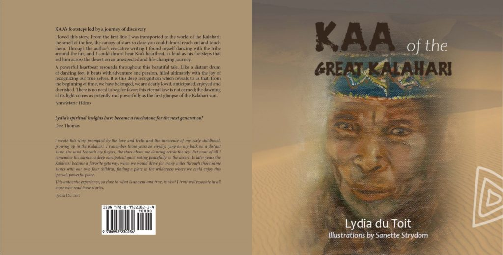 Book Cover: KAA Of The Great Kalahari
