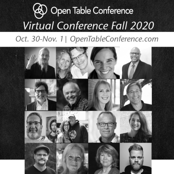 Open Table Virtual Conference 2020 promo image